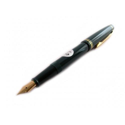 Pilot 78G Fountain Pen - Fine Nib - Green body