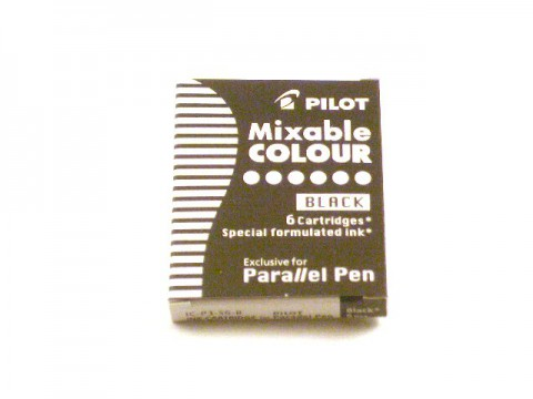Pilot Parallel Pen Refill - Black