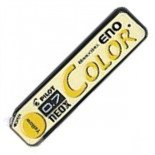 Pilot Color Eno 0.7mm Lead - Yellow