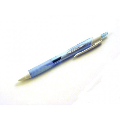 Uniball Jetstream Ballpoint Pen 0.7mm - Sky Blue Body - Black Ink