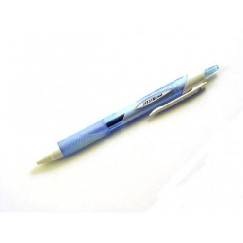 Uniball Jetstream Ballpoint Pen 0.7mm - Sky Blue Body - Black Ink