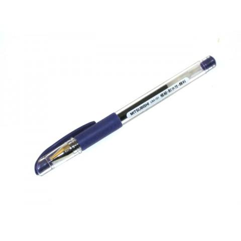 Uniball Signo DX 0.38mm  -  Lavender Black