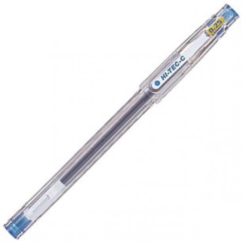 Pilot Hi-Tec-C 0.25mm  -  Light Blue