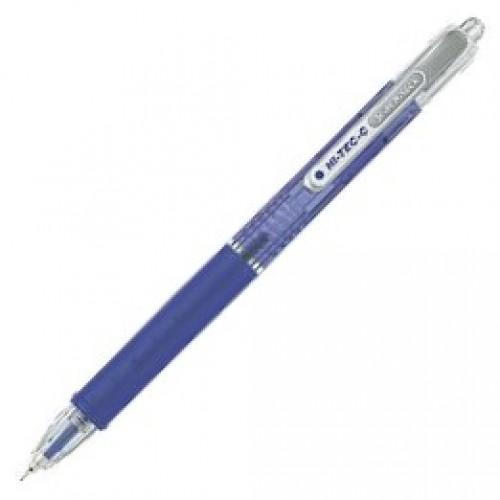 Pilot Hi-Tec-C Slim Knock 0.3mm - Blue