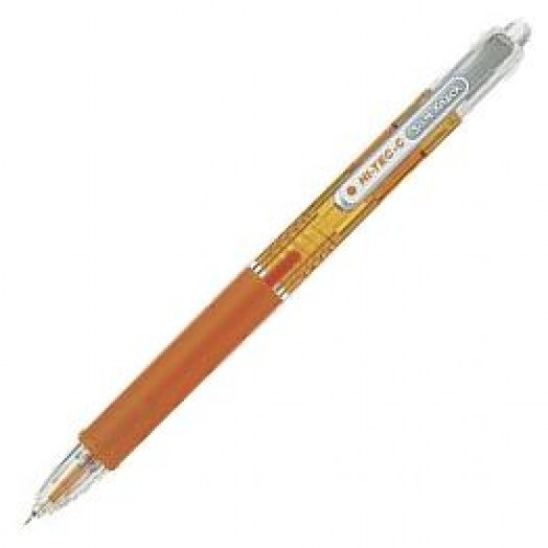 Pilot Hi-Tec-C Slim Knock 0.3mm - Orange