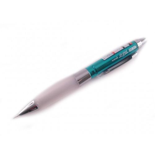 Uni Alpha Gel Shaka HD Shaker Pencil - Chrome Green 0.5mm