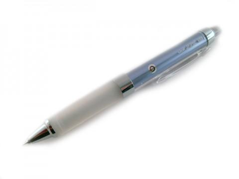 Uni Alpha Gel Kuru Toga 0.5mm - Lavender Barrel