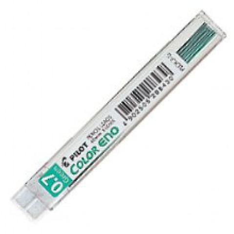 Pilot Color Eno 0.7mm Lead - Green (6)