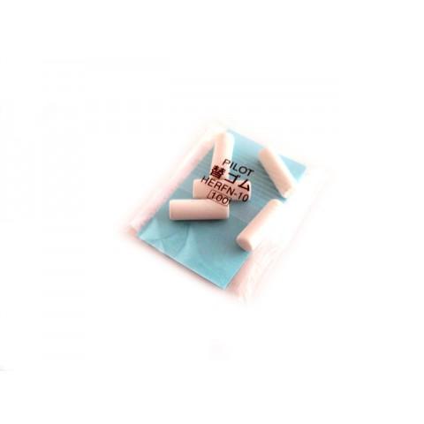Pilot Mechanical Pencil Eraser Refill HERFN-10 - Pack of 5