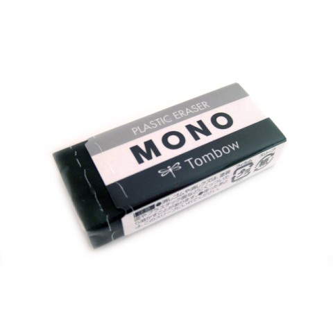 Tombow Mono Black Eraser - Large