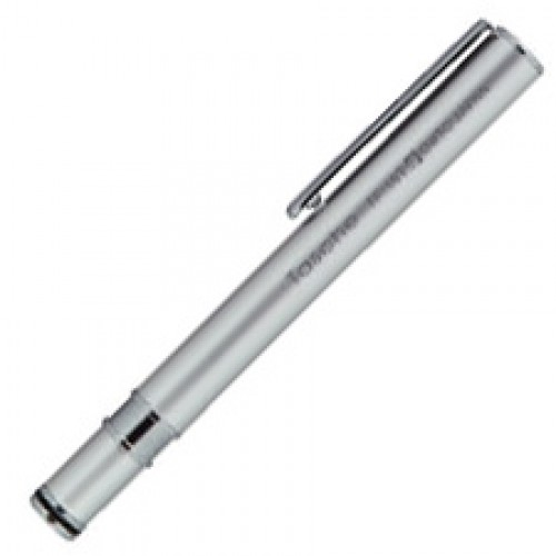 Ohto Tasche Fountain Pen - Silver Body