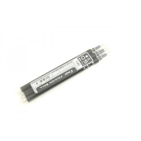 Pilot Frixion Ball Knock Refill 0.5mm - Black