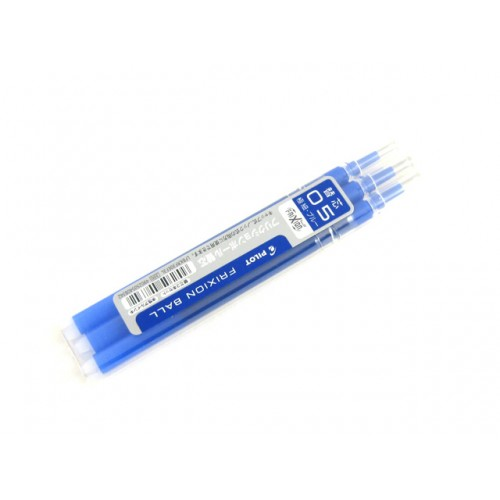 Pilot Frixion Ball Knock Refill 0.5mm - Blue