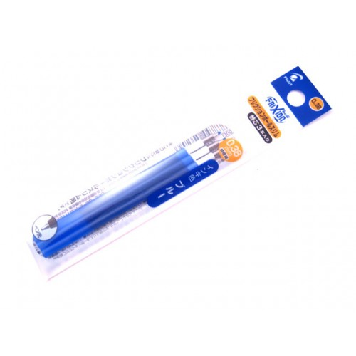 Pilot Frixion Ball Slim 0.38mm Refill (Set of 3) - Blue