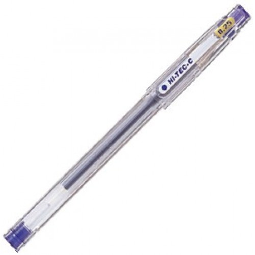 Pilot Hi-Tec-C 0.25mm  -  Blue