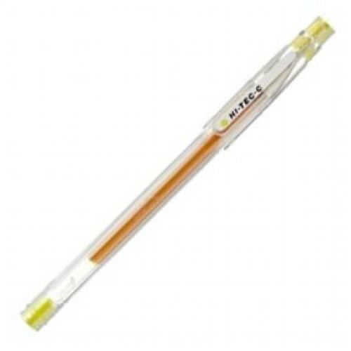 Pilot Hi-Tec-C 0.3mm  -   Yellow