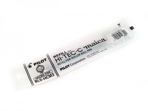 Pilot Hi-Tec-C Maica 0.3mm Refill - Black