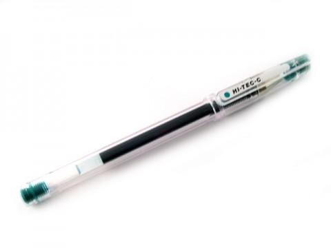 Pilot Hi-Tec-C 0.5mm  -   Green