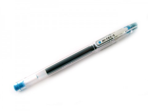 Pilot Hi-Tec-C 0.4mm  -   Light Blue