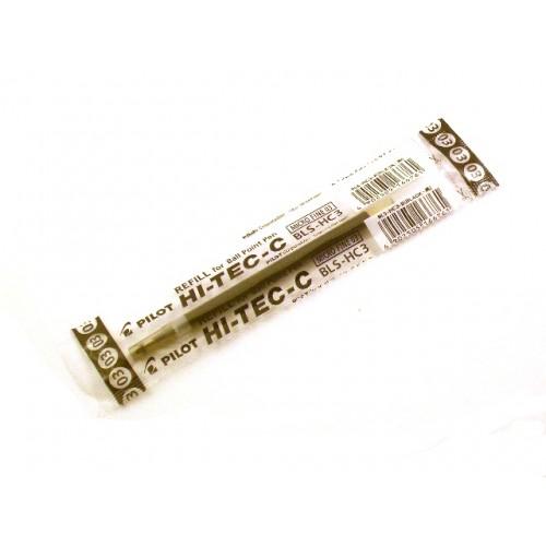 Pilot Hi-Tec-C 0.3mm - Black Refill