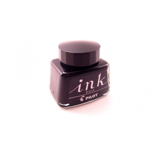 Pilot Fountain Pen Bottled Ink - 30 ml Bottle - Black
