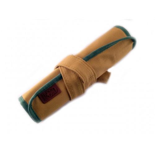 Jam Studio Roll Pencil Case - Muster