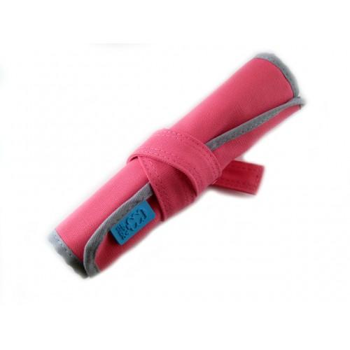 Jam Studio Roll Pencil Case - Pink