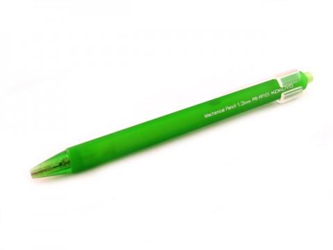 Kokuyo Enpitsu Mechanical Pencil - 1.3mm - Yellow Green Body