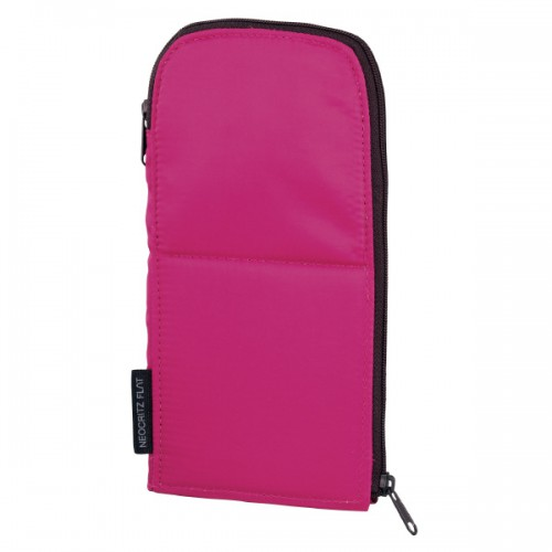 Kokuyo Neo Critz Flat Transformer Pencil Case - Pink