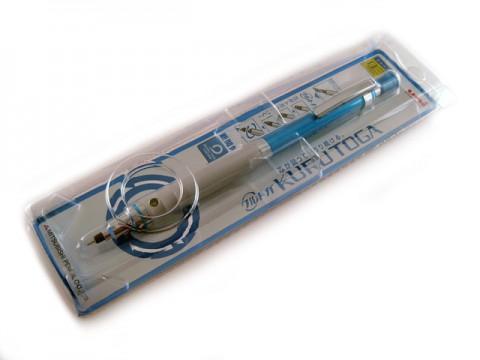 Uni Kuru Toga High Grade - 0.3mm Blue body
