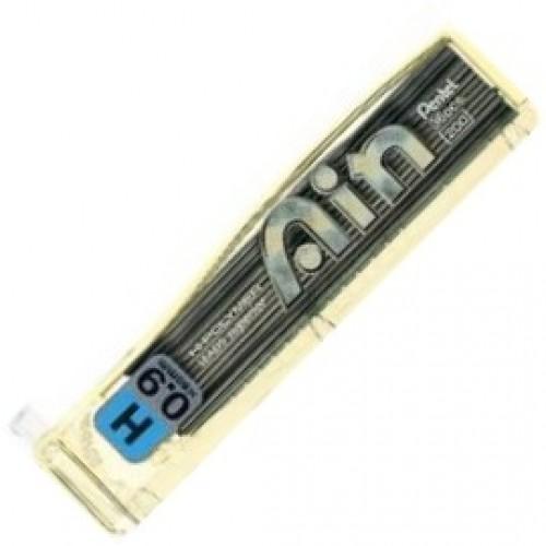 Pentel Hi-Polymer Ain Pencil Lead - 0.9mm - H