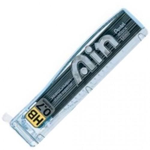 Pentel Hi-Polymer Ain Pencil Lead - 0.7mm - HB