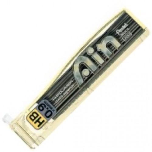 Pentel Hi-Polymer Ain Pencil Lead - 0.9mm - HB