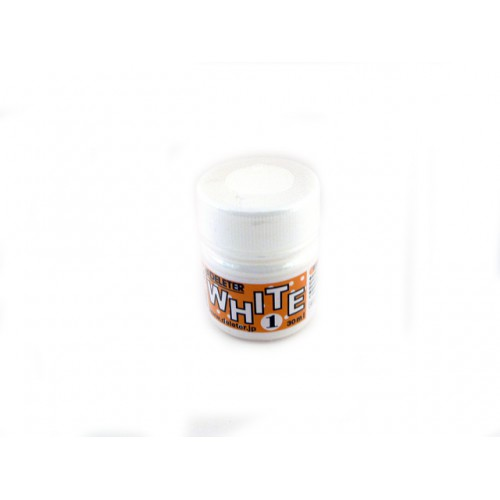Deleter Manga Ink - 30 ml Bottle - White 1