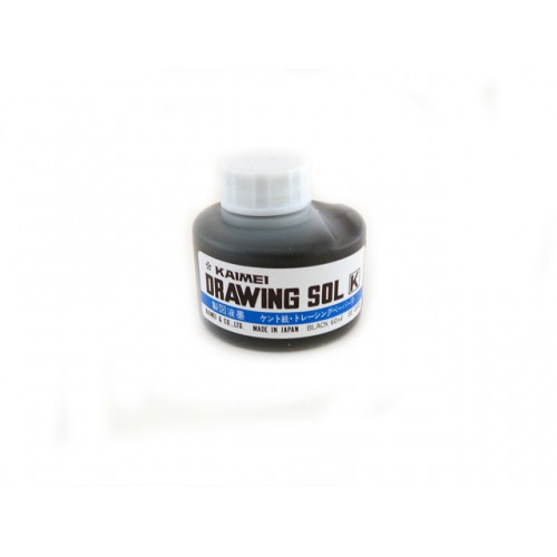 Kaimei Drawing Pen Ink - 60 ml Bottle