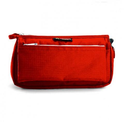 Nomadic PE-09 Flap Type Pencil Case - Red
