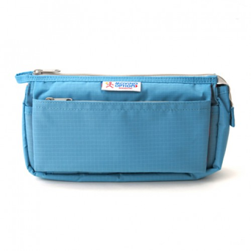 Nomadic PE-19 Flap Type Pencil Case - Light Blue