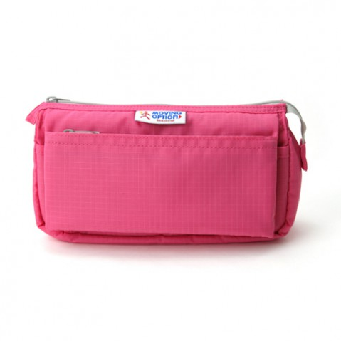 Nomadic PE-19 Flap Type Pencil Case - Pink