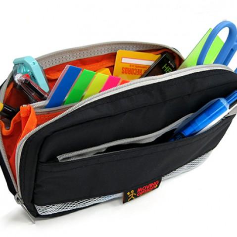 Nomadic PE-07 Pencil Case - Black