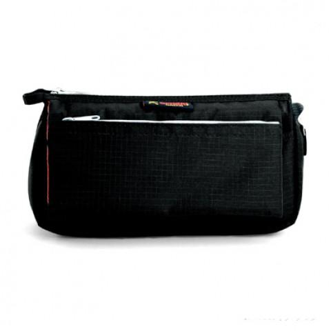 Nomadic PE-09 Flap Type Pencil Case - Black