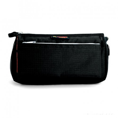 Nomadic PE-09 Flap Type Pencil Case - Black