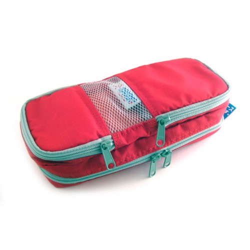 Nomadic PE-08 Pencil Case - Red