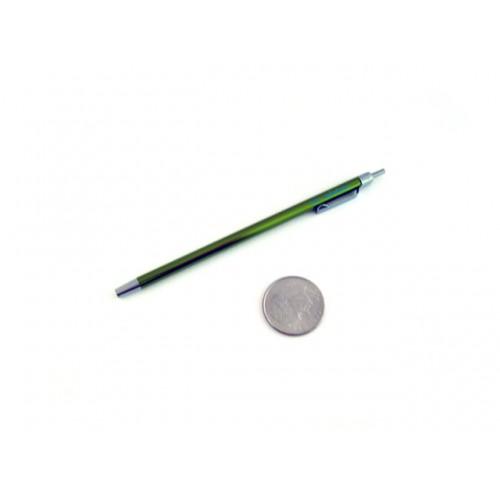 Ohto Minimo Ballpoint Pen with Holder - 0.5 mm - Green