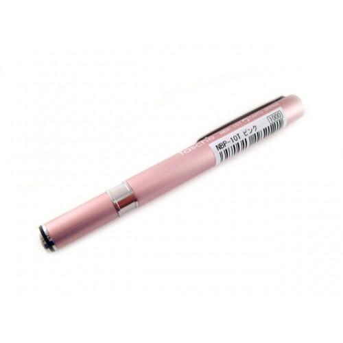 Ohto Tasche Needle Point Ballpoint Pen - 0.7mm - Pink Body