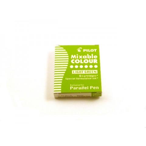 Pilot Parallel Pen Refill - Light Green