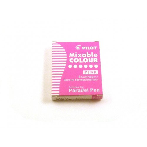 Pilot Parallel Pen Refill - Pink
