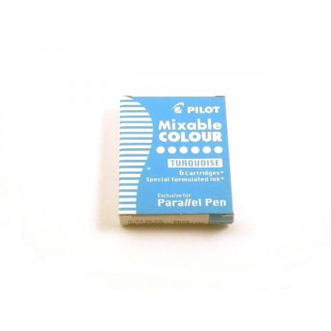 Pilot Parallel Pen Refill - Turquoise
