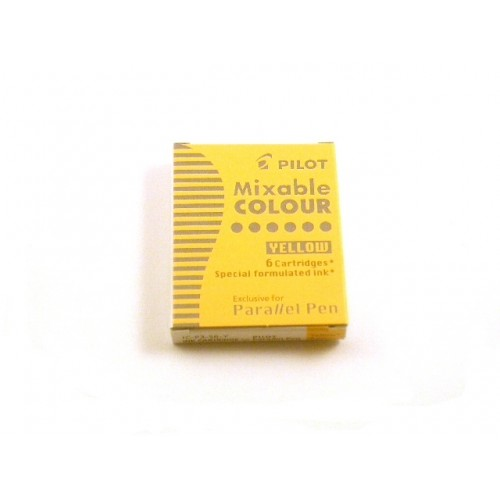 Pilot Parallel Pen Refill - Yellow
