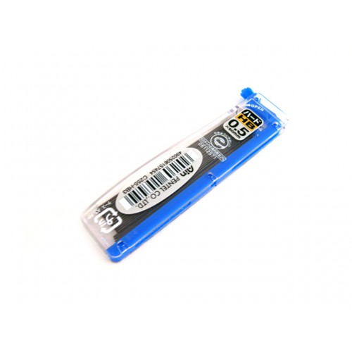Pentel Hi-Polymer Ain Pencil Lead - 0.5mm - HB Hard