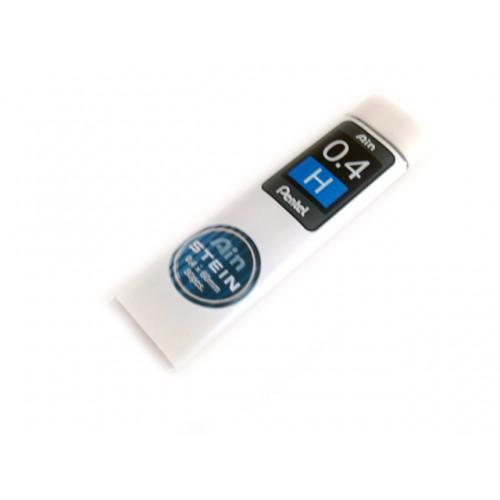 Pentel Stein Pencil Lead - 0.4mm - H